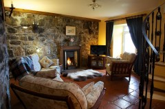 Auld Orwell cosy lounge